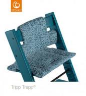 STOKKE maitinimo kėdutės paminkštinimas Tripp Trapp Flower Garden (Organic Cotton) 100350