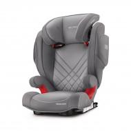 RECARO automobilinė kėdutė Monza Nova 2 Seatfix Aluminium Grey