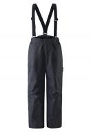 REIMA Kelnės su petnešomis Reimatec Proxima Black 522277-9990-122 522277-9990-122