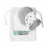 MUNCH BABY kramtukas Mint Grey Stars MM08GS MM08GS