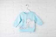 CAN GO Džemperis Elephant 104 68cm KBSS-104-68