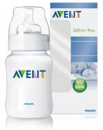 PHILIPS AVENT buteliukas CLASSIC, 260 ml, SCF563/17 1/171