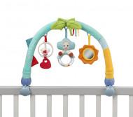 VULLI Sophie la girafe žaislų lankas 0+ 240118F 240118F