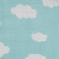 JOLLEIN veido pašluostukai Clouds jade 3vnt. 15x20 cm 537-848-65055