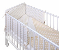 YAPPY KIDS bumper Beige Yappy Beige bamperis