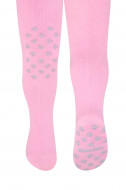 STEVEN Tights ABS paws pink 151-010 68-74 151-010 68-74