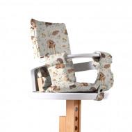 FROC paminkštinimas maitinimo kėdutei Forest C4