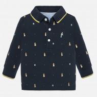MAYORAL Marškinėliai polo ilg.r. Universal 3C 2106-10 2106-10 9
