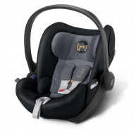 CYBEX automobilinė kėdutė CLOUD Q Graphite Black / dark grey 517000038