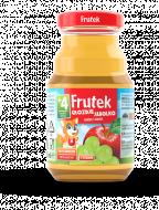 FRUTEK vynuogių ir obuolių vaisių sultys 4m+ 125ml 3838945502641