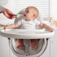 MUNCHKIN silikoninis maitintuvas Baby Food Feeder 4m+ 011492 011492