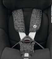 MAXI COSI automobilinė kėdutė Pearl Smart i-Size Black grid 8796725120 8796725120