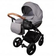 MILLI stroller Way Plus 3in1 Grey 310
