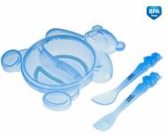 CANPOL BABIES dubenėlis plastikinis ir įrankiai Meškutis 2/422 2/422