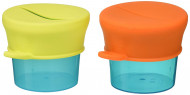 BOON containers 2 pcs. and lids 2 pcs. 9m+ B11125 B11125