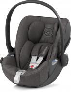 CYBEX automobilinė kėdutė CLOUD Z I-SIZE PLUS Manhattan Grey 519001404