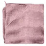 CEBA rankšluostis 100x100cm Waffle Line Silver Pink W-815-303-130