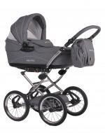 MILLI vežimėlis 3in1 Classic Grey 04 5901130786978