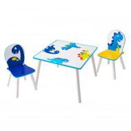 Staliukas su dviem kėdėm Dinosaurs, 527DIE01E 527DIE01E