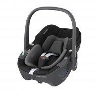 MAXI COSI automobilinė kėdutė PEBBLE 360, juoda, 8044672110 8044672110