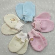 LORITA mittens, 100% cotton, art. 148 148 148