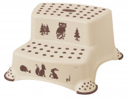 KEEEPER double step stool Forest 880 1627