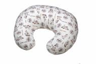 MILLI žindymo pagalvė Comfort 72 cm F04 Zebra Gniezdko F04
