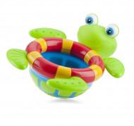 NUBY bath toy 0-6m Floating Turtle 6145 6145