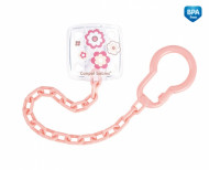 CANPOL BABIES Soother clip with chain - Newborn baby 10/877 10/877