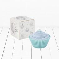 BABYBLOOMS kojinės Cupcake Blue CCS00001