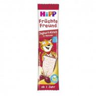 HiPP bananų ir vyšnių sulčių batonėlis su jogurtu 12m+ 23g 31363 31363