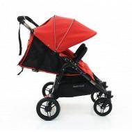 VALCO BABY vežimėlis dvynukams Snap Duo 9885 Fire Red 9885
