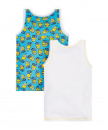 MOTHERCARE sleeveles vest boy Minions 2 pack 134 804548 804548