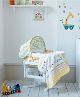 MOTHERCARE Moses basket stand white GB236 828463