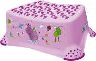 "KEEEPER laiptelis ""Hippo"" lilac 8642"