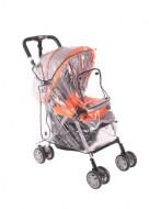 WOMAR apsauga nuo lietaus vežimėliui universali