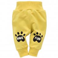 PINOKIO Kelnytės Funny Dog yellow 1-1-135-550A-062ZO 1-1-135-550A-062ZO