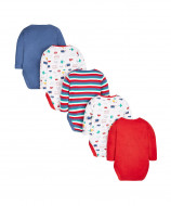 MOTHERCARE bodysuit boy Transport 5 pack premature 926305 926305