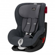 BRITAX car seat KING II BLACK SERIES Storm Grey ZR SB, 2000027559 2000027559