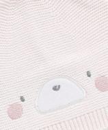MOTHERCARE megzta kepurytė su raišteliais Cute bunny PE250 393715