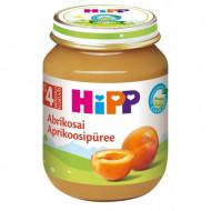 HiPP abrikosų tyrelė 125g 4m+ 4212 4212