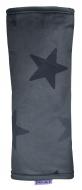 DOOKY saugos diržo paminkštinimas Grey Stars 126924 126924