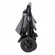 JOIE vežimėlis LITETRAX 4 AIR W/ RC GRAY FLANNEL S1112WCGFL000