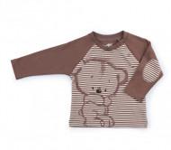 CAN GO marškinėliai Bear 141 68cm KBSS-141-68