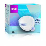 LOVI disposable breast pads 60 pcs Day&Night 19/607 19/607