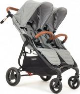 VALCO BABY vežimėlis SNAP DUO TREND, grey marle 9938