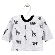 LORITA Marškinėliai Safari grey 1615 56 cm 1615