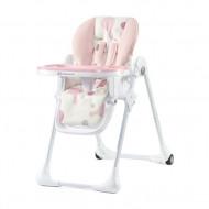 KINDERKRAFT maitinimo kėdutė YUMMY, rožinė KKKYUMMPNK0000