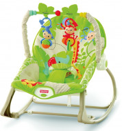 FISHER-PRICE baby bouncer Friends, CBF52