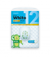 WHITO sauskelnės-kelnaitės M 7-10 kg 12h 58 vnt. 4901121577708